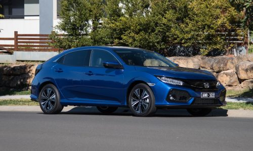 2017 Honda Civic VTi-LX hatch review