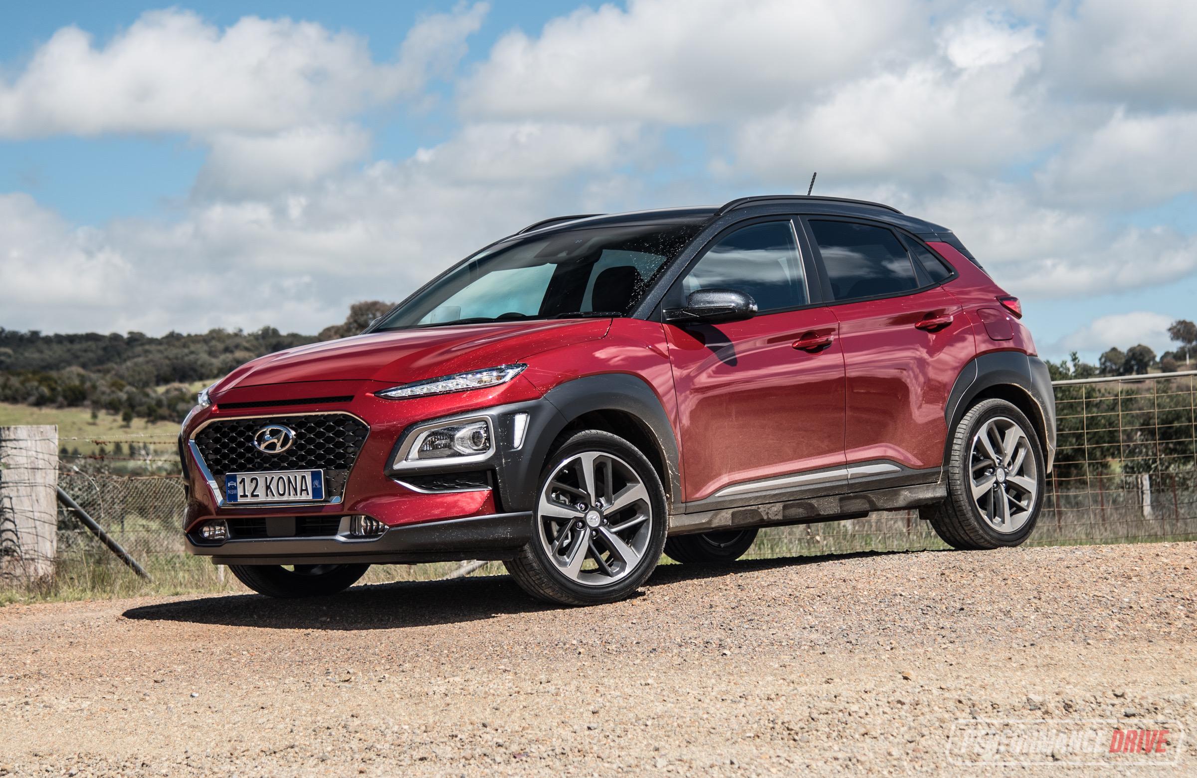 2017 Hyundai Kona Review Australian Launch Video