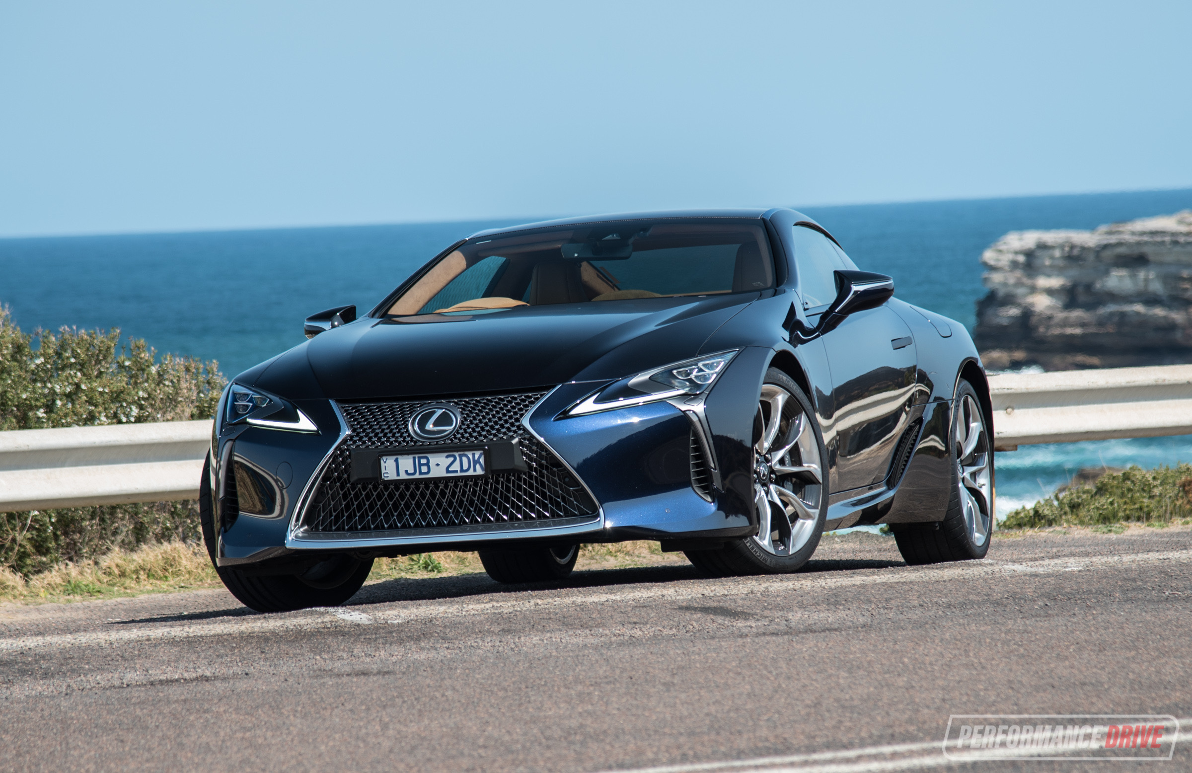 2017 Lexus Lc 500 Review Video Performancedrive