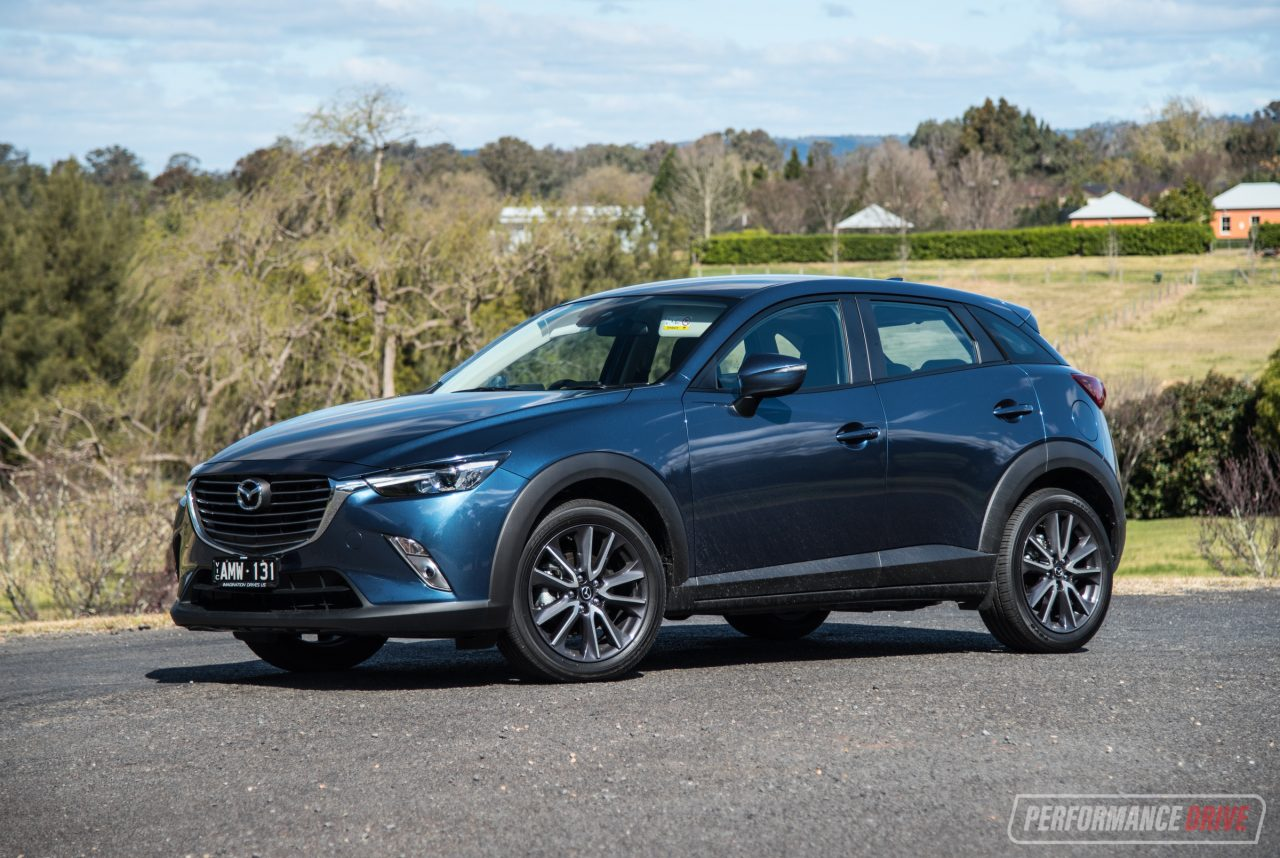 Opel Jeep 2017 >> 2017 Mazda CX-3 sTouring AWD review (video) | PerformanceDrive