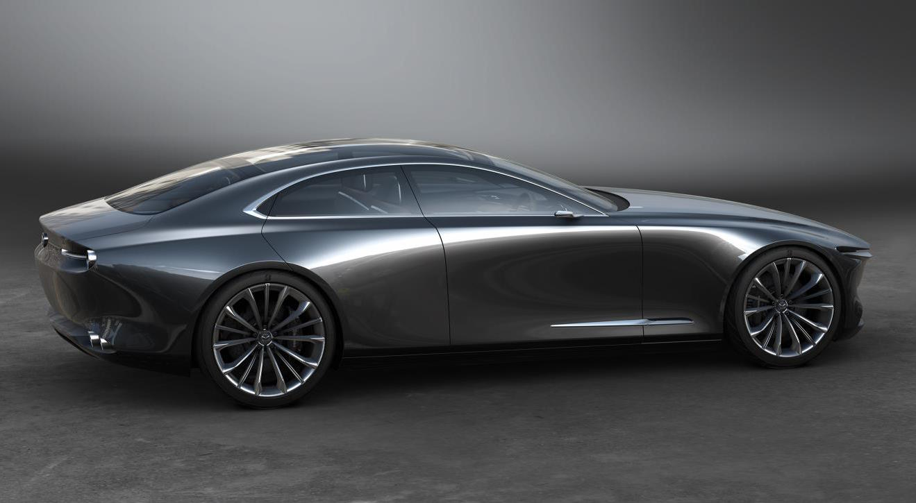 Mazda Vision Coupe concept revealed, previews next-gen ...