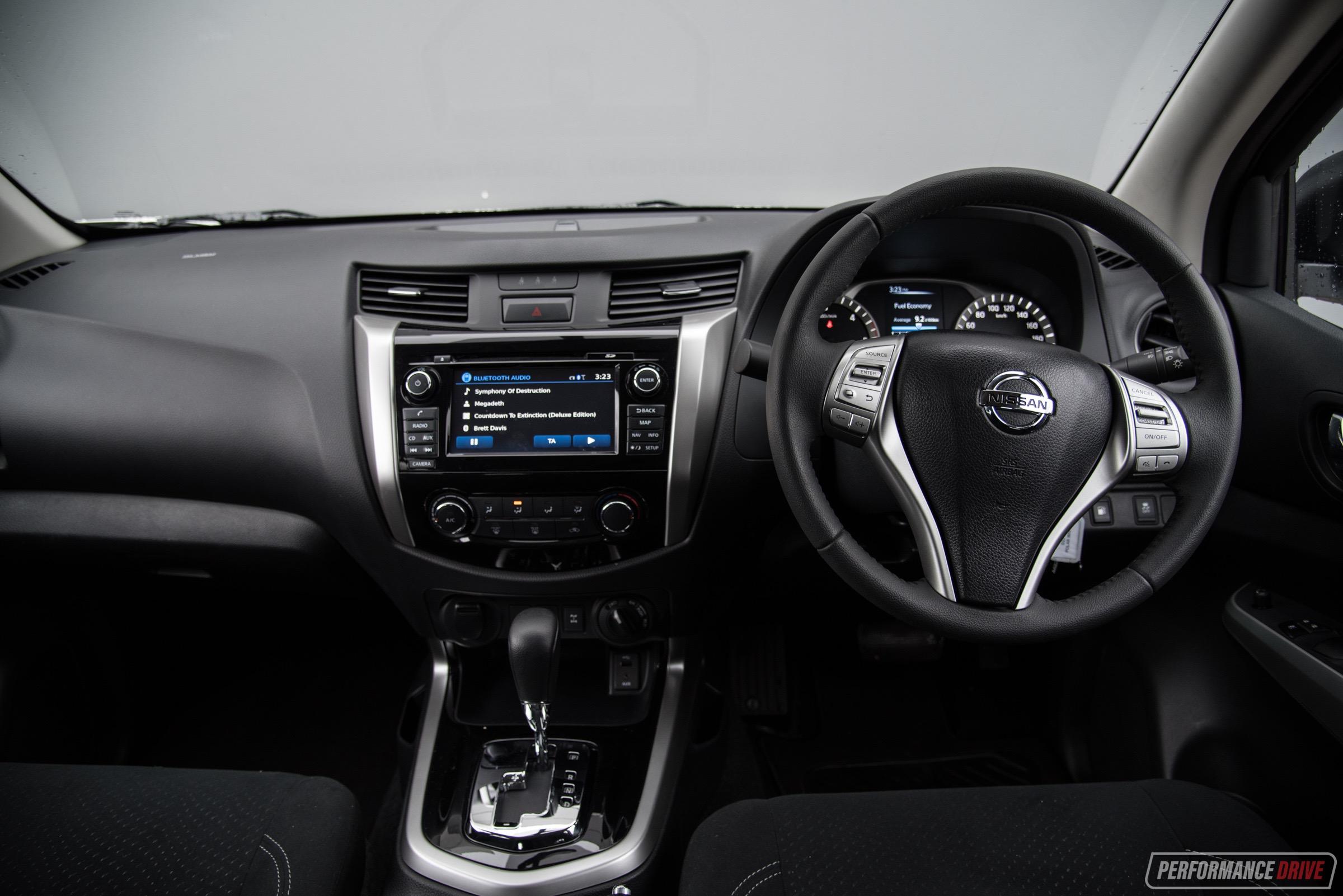 2017 Nissan Navara St Review Video Performancedrive