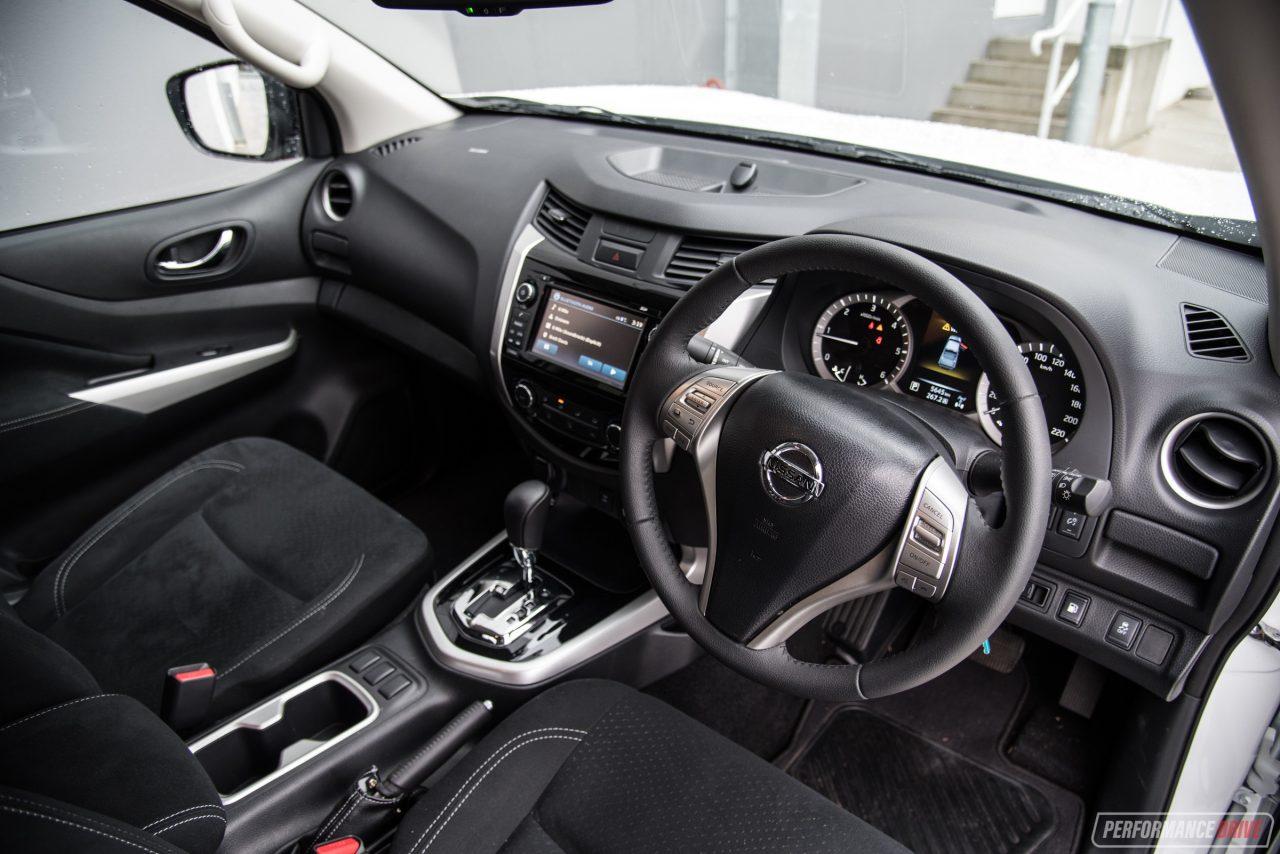 2017 Nissan Navara ST review (video)   PerformanceDrive