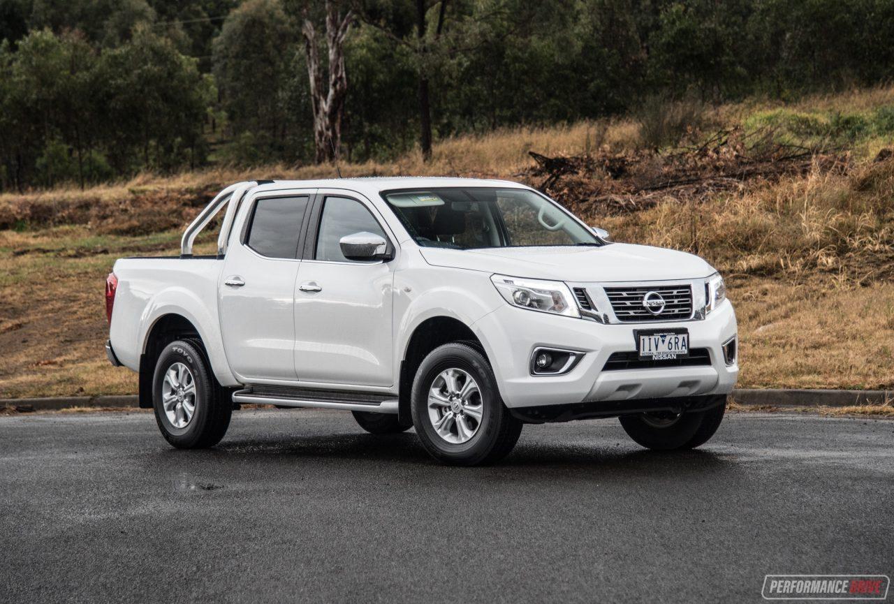 2017 Range Rover Configurations >> 2017 Nissan Navara ST review (video) | PerformanceDrive