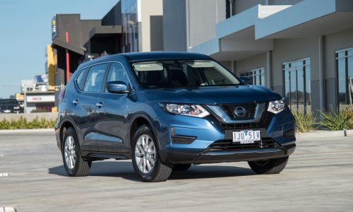 2017 Nissan X-Trail ST review (video)