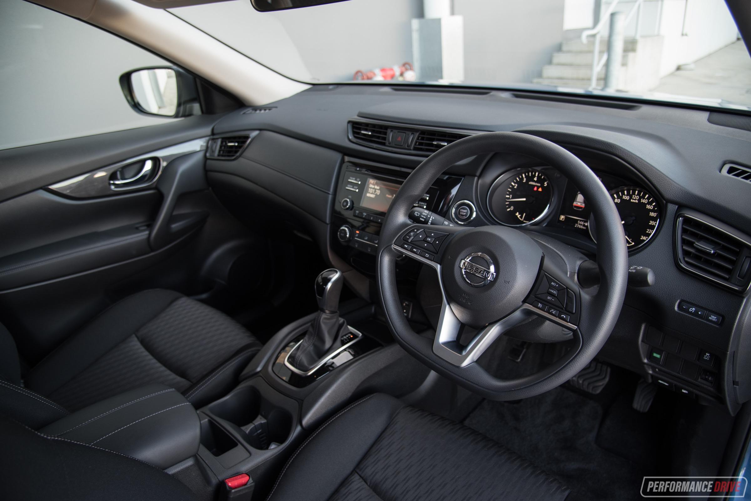 2017 Nissan X-Trail ST review (video)  PerformanceDrive