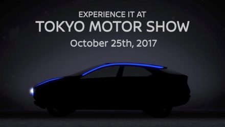 Nissan previews future mobility concept for Tokyo show (video)