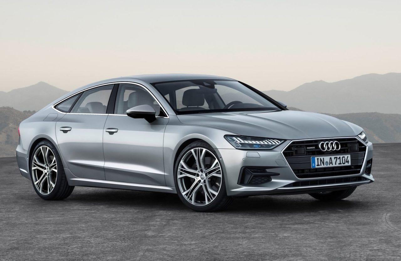 2018 Audi A7 Sportback >> 2018 Audi A7 Sportback revealed, gets mild-hybrid tech | PerformanceDrive