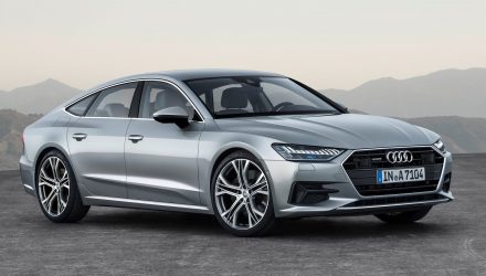 2018 Audi A7 Sportback revealed, gets mild-hybrid tech