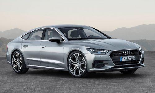 2018 Audi A7 Sportback revealed, gets mild-hybrid tech