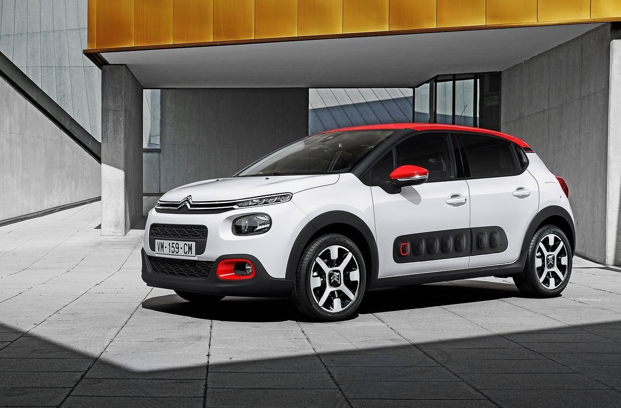2018 Citroen C3 arrives as the most interesting small car on the market | PerformanceDrive