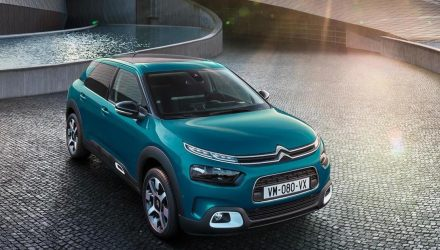 New Citroen C4 Cactus revealed, on sale late 2018