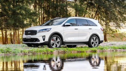 2018 Kia Sorento now on sale in Australia