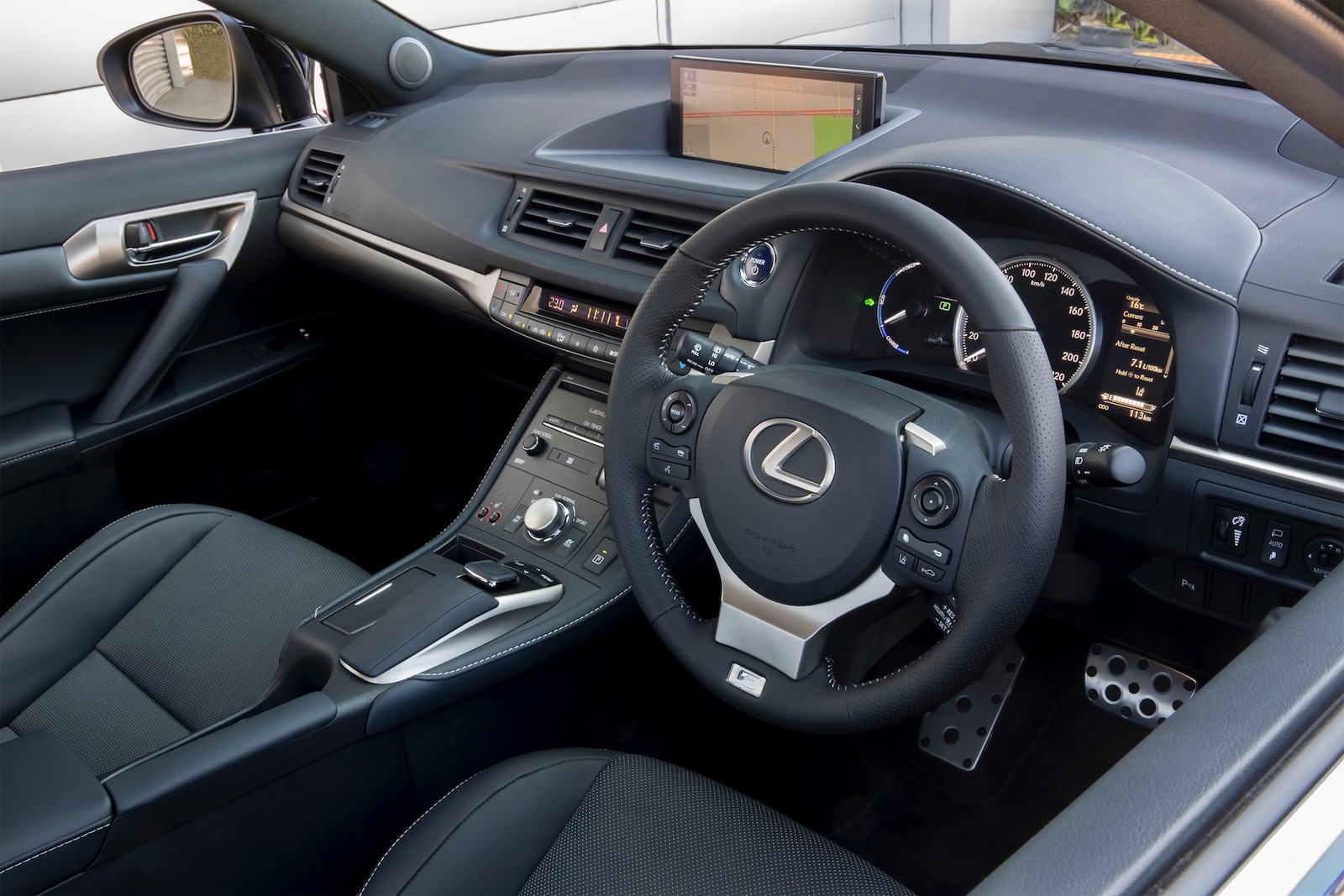 Lexus Rx 350 >> 2018 Lexus CT 200h on sale in Australia from $40,900 ...