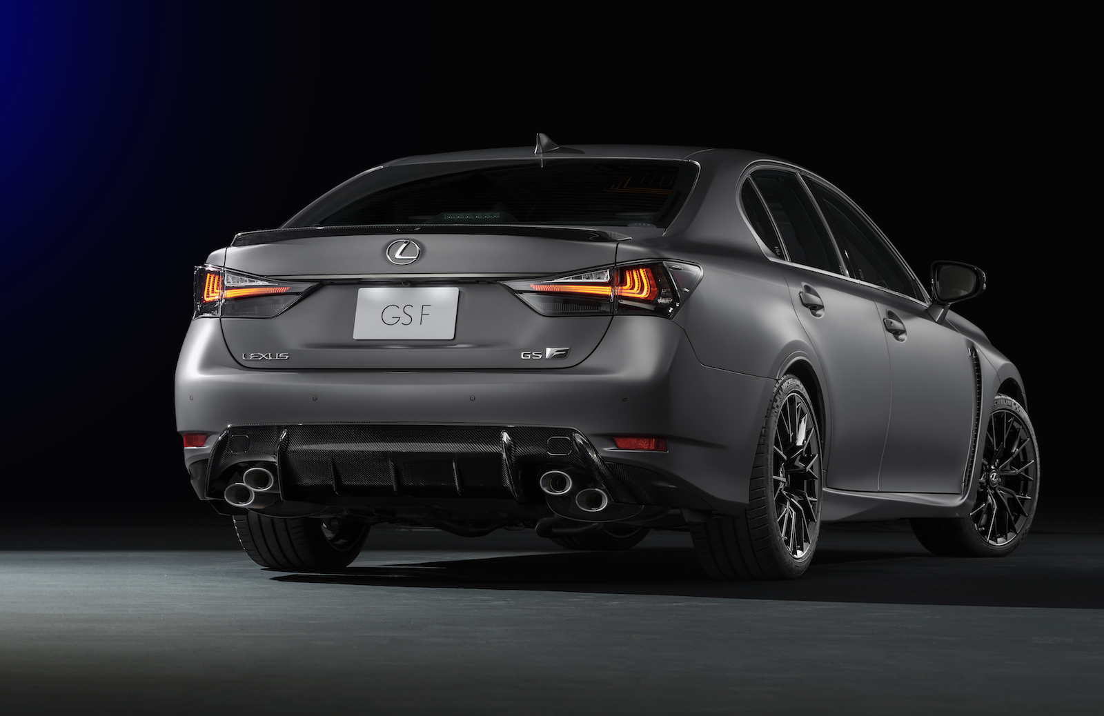 Coupe Grey 2017 >> Lexus RC F & GS F matte grey special editions coming to ...
