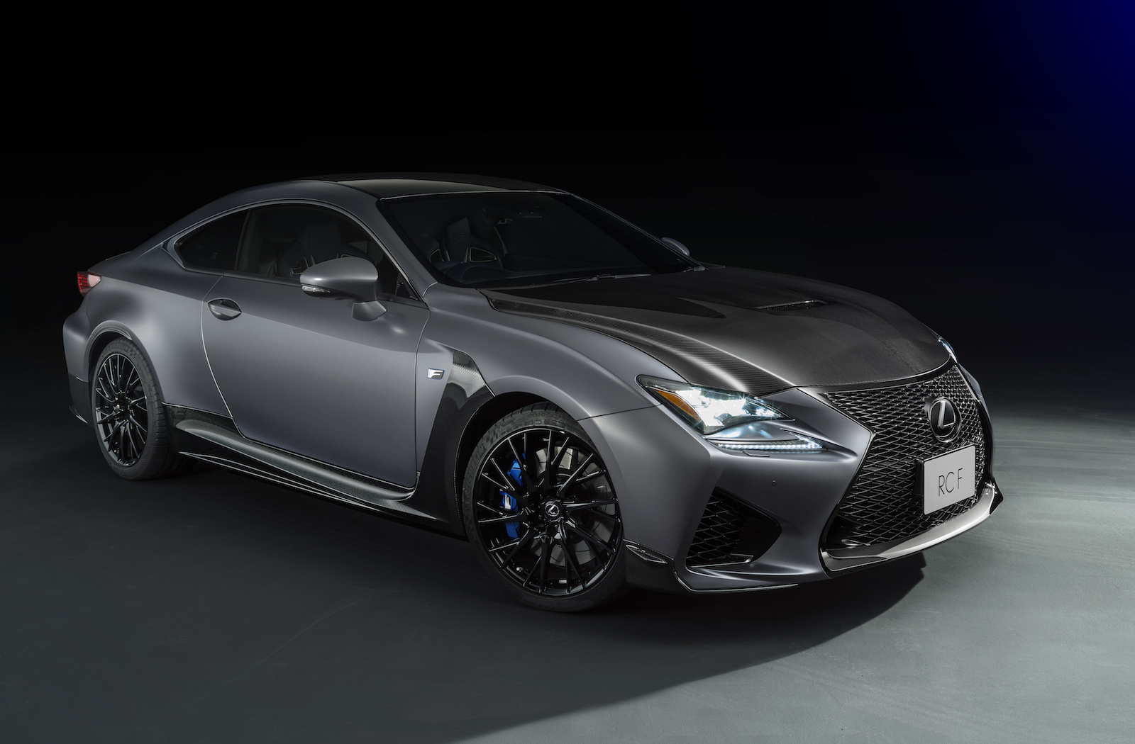 Lexus Rc F Amp Gs F Matte Grey Special Editions Coming To