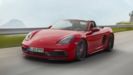 Porsche 718 Cayman & Boxster GTS now on sale in Australia