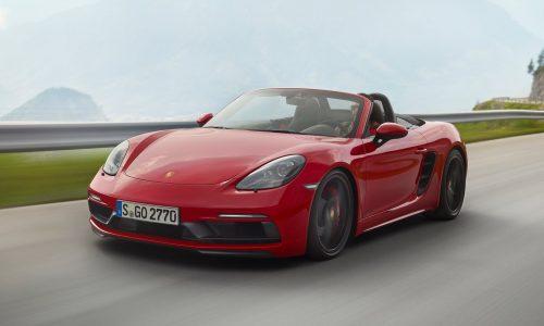 Porsche 718 Cayman & Boxster GTS now on sale in Australia