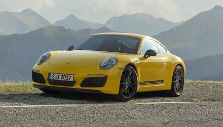Porsche 911 Carrera T returns, on sale in Australia from $238,400