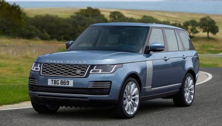 2018 Range Rover revealed; hybrid added, more power for top V8