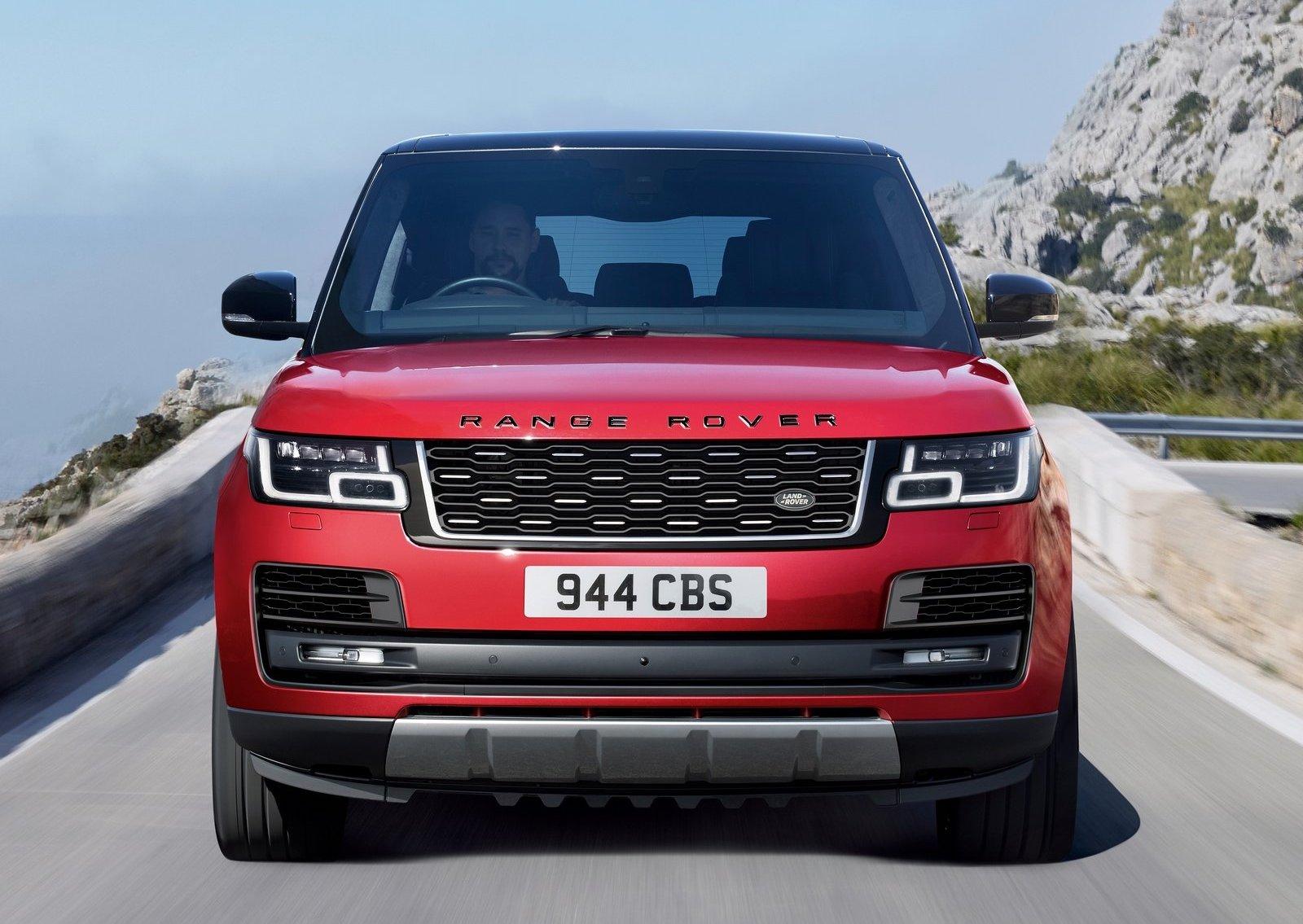 2018 range rover revealed  hybrid added  more power for top v8
