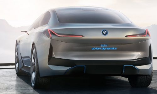 Great Wall & BMW to co-develop electric vehicles in China