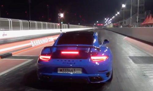 Ekanoo Racing Porsche 911 breaks PDK 1/4 mile record (video)