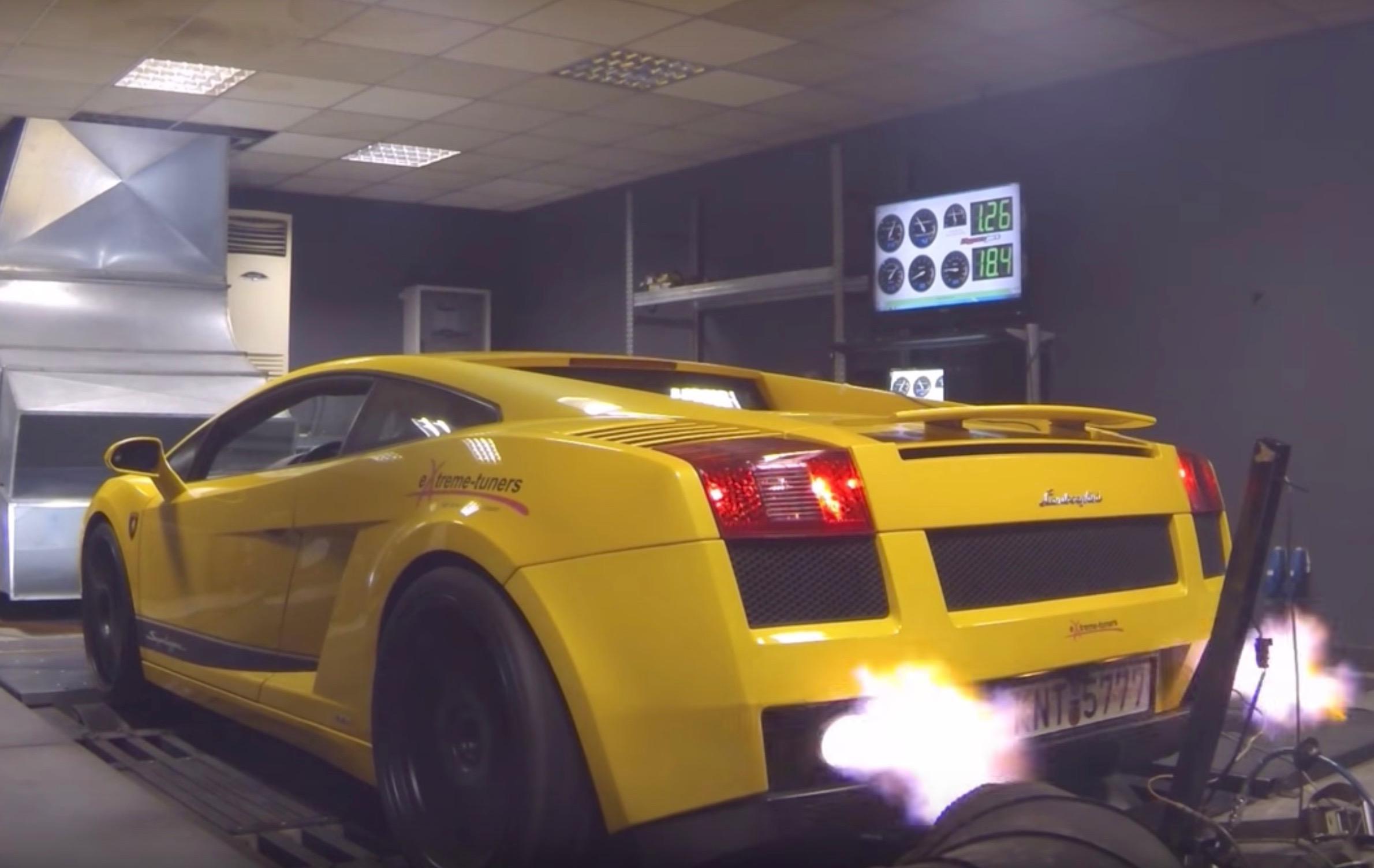 Extreme Tuners Lamborghini Gallardo