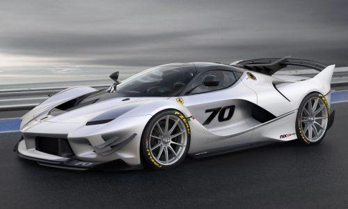 LaFerrari-based Ferrari FXX-K Evo revealed