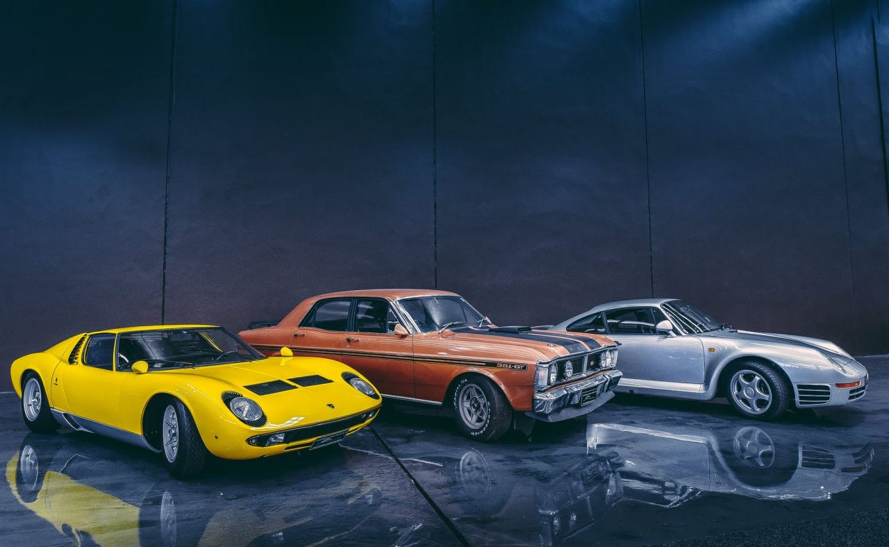 Old Muscle Cars For Sale >> For Sale: Gosford Classic Car Museum announces mega ...