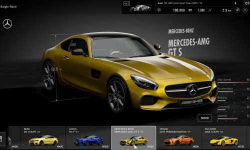 Gran Turismo Sport; full 162-car lineup confirmed (video)
