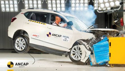 Haval H2, LDV T60 awarded 5-star ANCAP crash safety