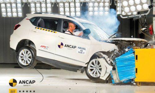 Haval H2, LDV T60 awarded 5-star ANCAP crash safety