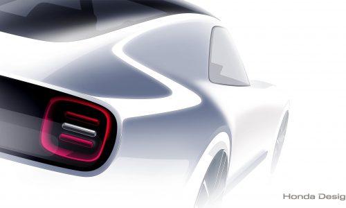 Honda Sports EV concept to debut at Tokyo show