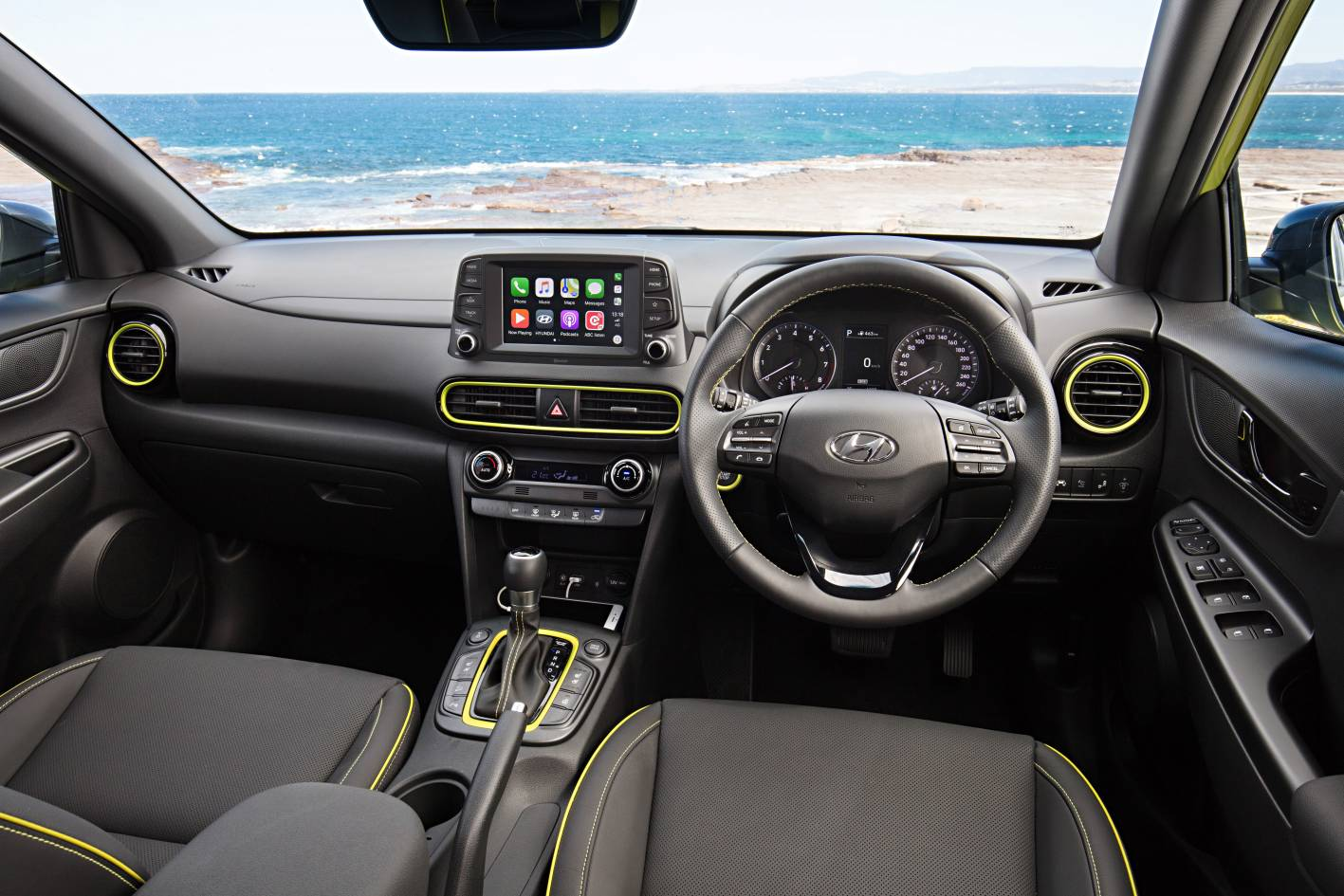Hyundai Kona On Sale In Australia From 24 500