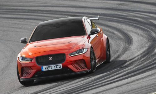 Jaguar XE SV Project 8 looking for Nurburgring lap record?