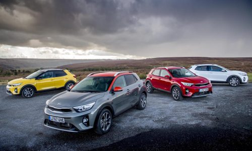 Kia Stonic launches in Europe, gets 1.0 T-GDI range-topper
