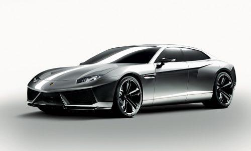 Lamborghini deciding between 4-door sedan & new Miura – report