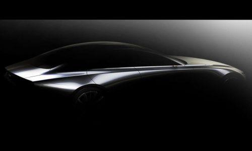 Mazda presenting new design philosophy at Tokyo show