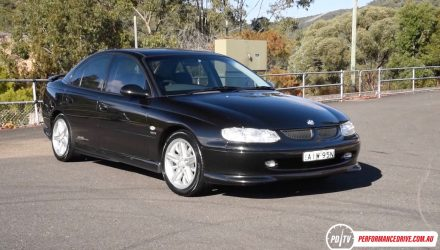 Video: 2000 Holden VT Commodore SS Series II 0-100km/h & engine sound