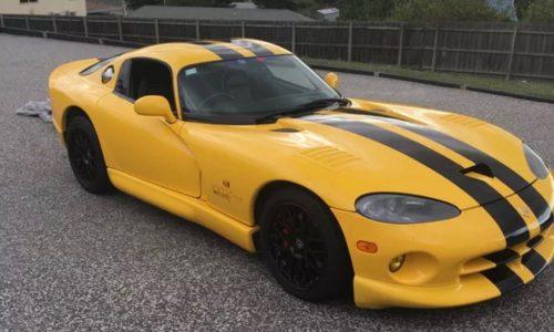 For Sale: 2001 Dodge Viper GTS in Australia