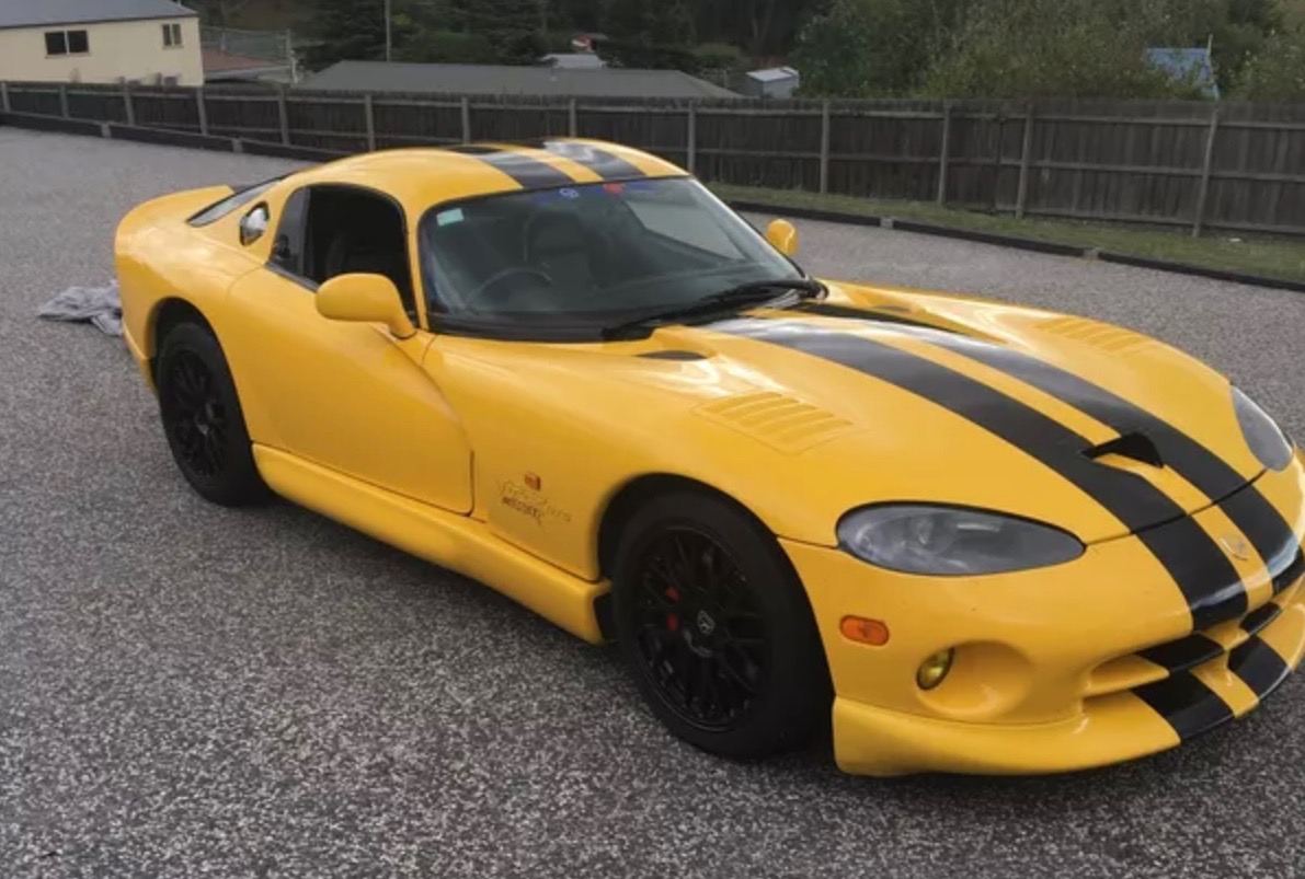 Dodge Viper For Sale >> For Sale 2001 Dodge Viper Gts In Australia Performancedrive