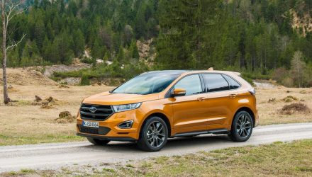 Ford Endura name confirmed for Australian Ford Edge SUV