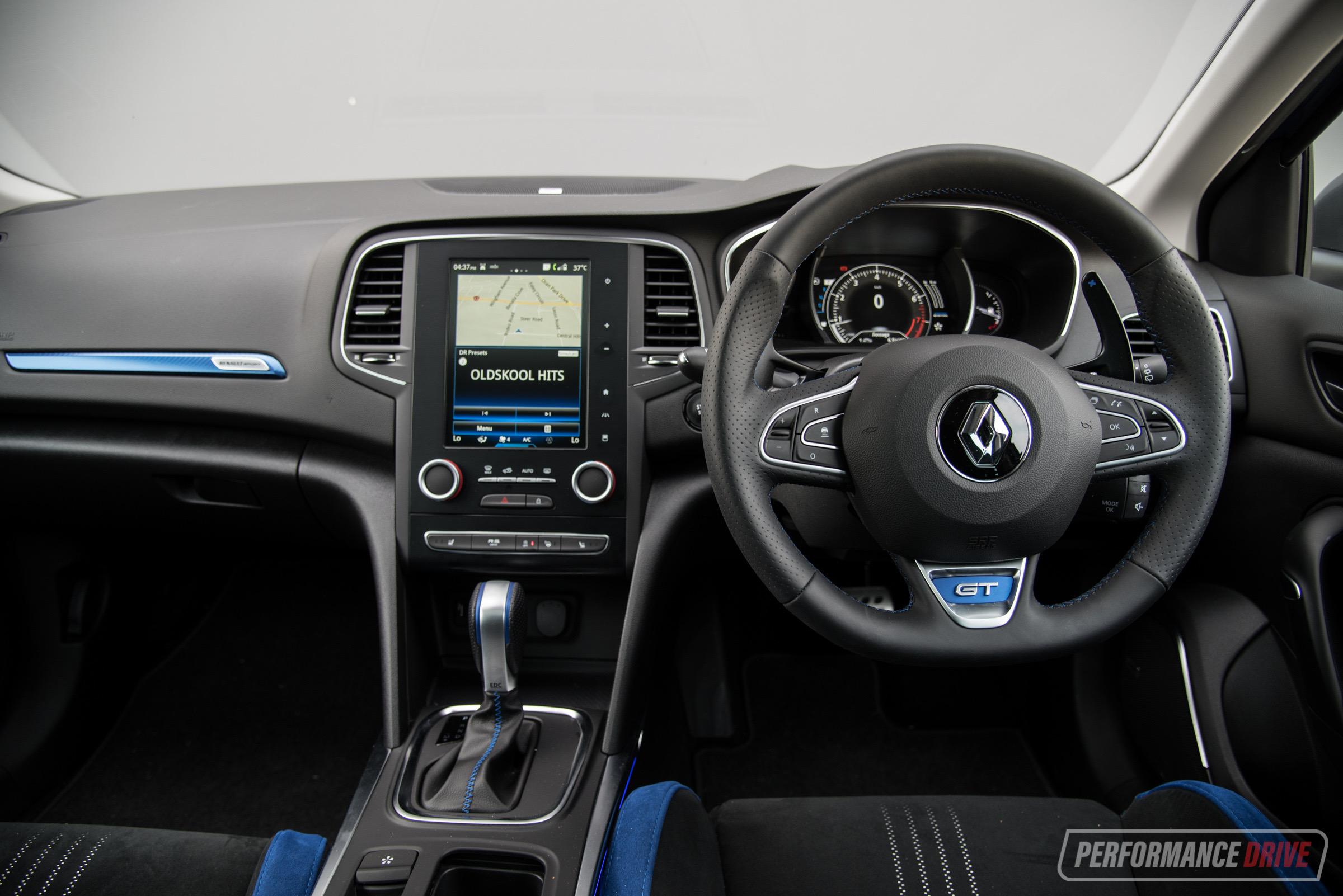 2017 Renault Megane GT wagon review (video) | PerformanceDrive
