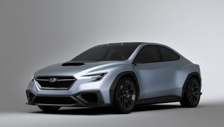 2020 Subaru WRX STI likely to feature hybrid powertrain – report