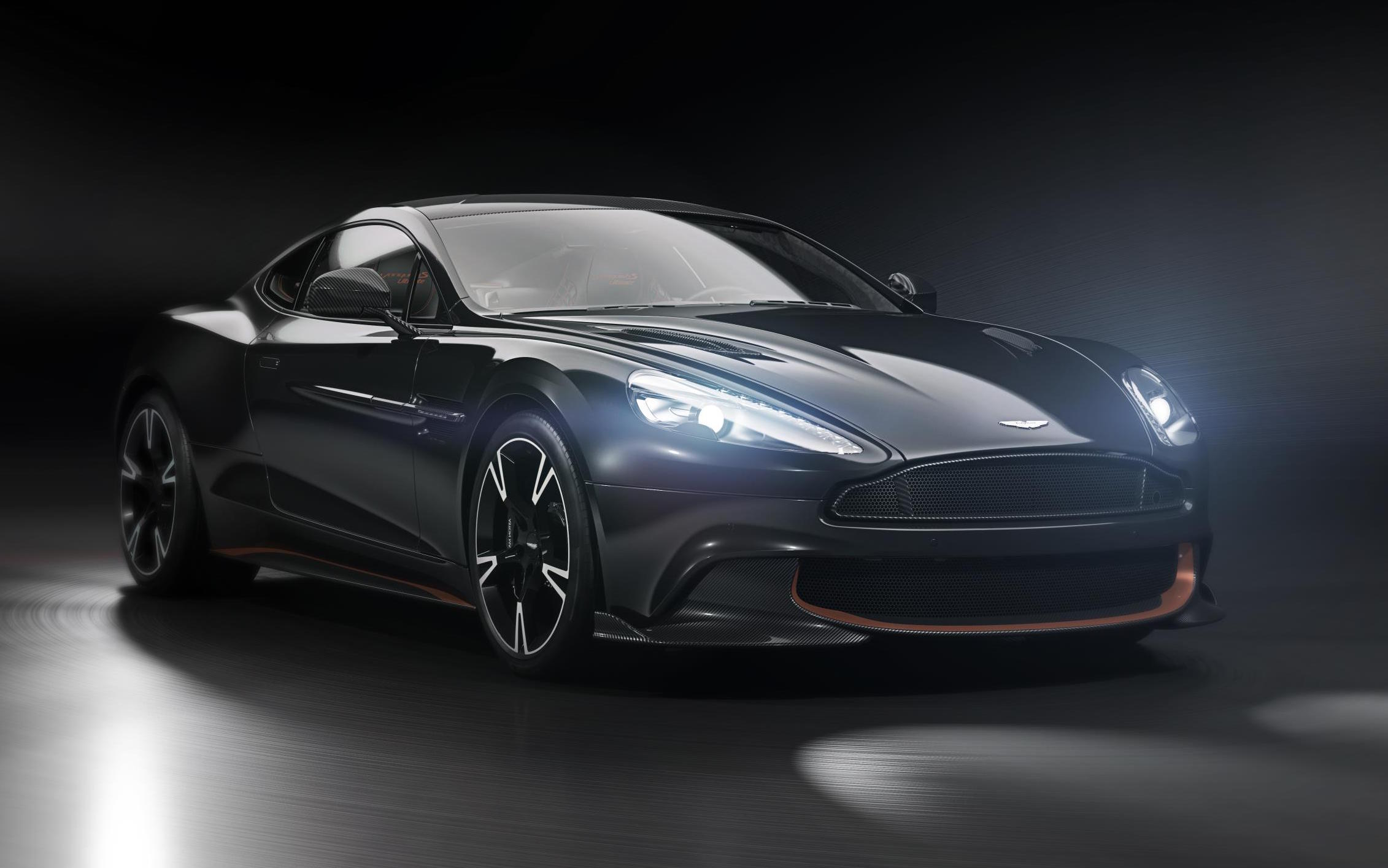 New Aston Martin Vanquish Ultimate Edition Announced