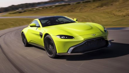 All-new Aston Martin Vantage debuts with twin-turbo V8