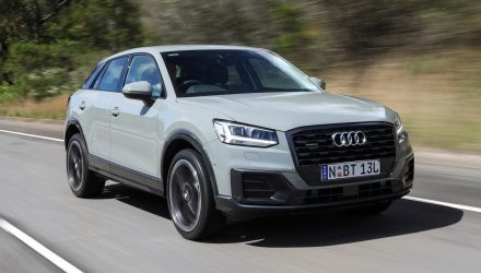 2018 Audi Q2 2.0 TFSI now on sale in Australia, quickest version yet