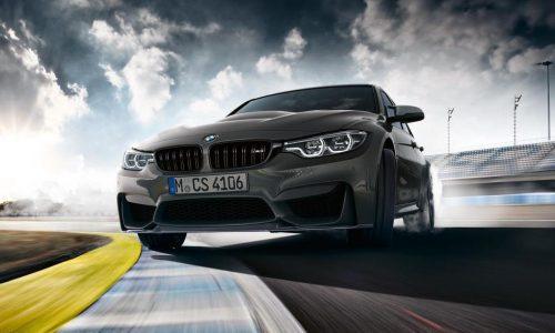 BMW M3 CS just misses Nurburgring sedan lap record