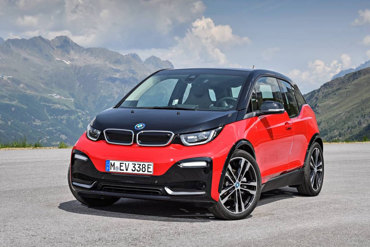 2018 bmw i3 lci on sale in australia in january prices. Black Bedroom Furniture Sets. Home Design Ideas